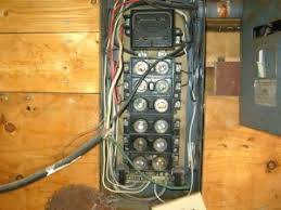 q a sat can i sell a house a dated electrical system fuse box old electrical real estate s knob and tube