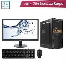 INTEL CORE İ7-620M 8GB RAM 500GB HDD 21.5