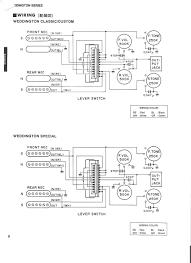 flying v wire schematics flying automotive wiring diagrams yamaha%20weddington%20clic custom%20wiring%20diagram