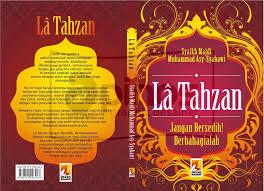la tahzan book cover by apinaries