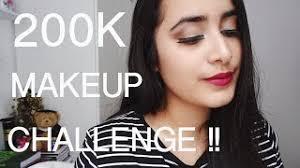 you 11 47 200k 200k makeup challenge s reviews indonesia prisya thalia basir