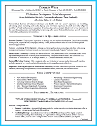 Best Words For The Best Business Development Resume And Best Job