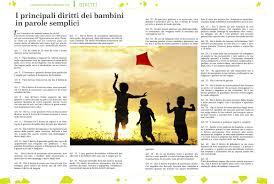insieme onlus – potenza città sociale » I principali diritti dei bambini in parole  semplici