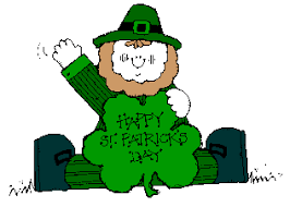 Small Picture How to draw leprechaun and shamrock animated gif Hellokidscom