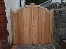 timber gates wooden gates softwood gates