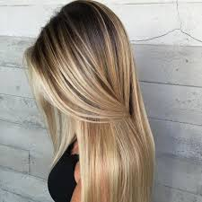 Brown To Blonde Balayage