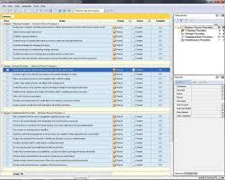 Business Process Description Checklist Procedure Examples And