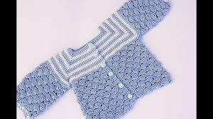 La prenda puede llevar acabados y detalles como botones de figuritas, moños o listones. Chambrita Saco O Jersey De Bebe Majovel Crochet Ropa Para Bebe De Ganchillo Ropa Tejida Para Bebe Ganchillo Para Bebe
