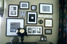 wall picture collage ideas wall photo frames collage picture frame collage ideas picture frame wall decor ideas decorations delectable black wood frame