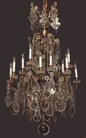 antique french baccarat crystal chandelier chc9 for