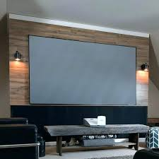 projector wall paint wall projector screen edge free fixed frame projector screen projector screen wall paint