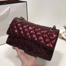 women luxury brands double flap chain bags patent leather handbags jelly quilted lattice cross shoulder bags france designer purse