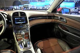 2011 NYIAS: 2013 Chevrolet Malibu [Live Photos] - autoevolution