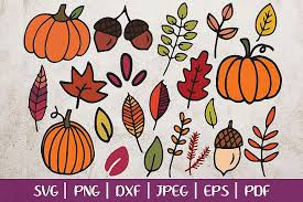 Upgrade to save unlimited icons. Free Svgs Download Fall Clip Arts Fall Svg Cut Files Leaves And Pumpkins Svg Free Design Resources