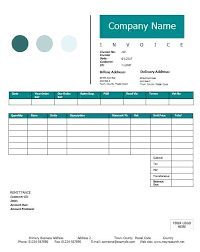 Contractors Invoice Template Inspiration Contractor Invoice Template Printable Word Excel Free Templates For