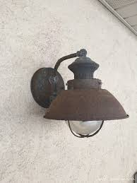 rust proof outdoor light fixtures we finally found the perfect nautical inspired outdoor
