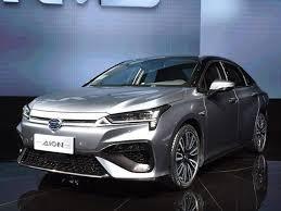 GAC Trumpchi AION.S (A26), iA5, EA6 | China Car Forums