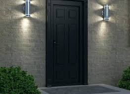brushed nickel exterior lights brushed nickel porch lights light ideas ways to install wall brushed nickel