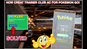 HOW TO CREATE TRAINER CLUB ACCOUNT FOR POKEMON GO | PGSHARP COMING SOON  SOLVE... - YouTube