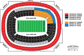 Boise State Georgia Ticket News Away Game Tickets
