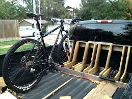 Homemade Bike Rack For Pickup Truck Show Your Truck Bed Bike Racks ...