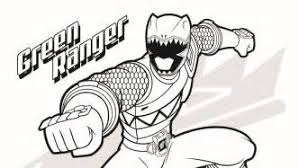 Small Picture Blue Power Ranger Dino Charger Coloring PagesPowerPrintable