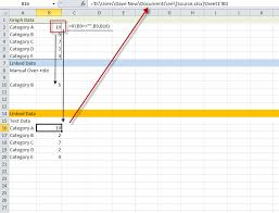 How To Link Excel Data To Powerpoint Chart How To Update Excel Embedded Charts In Powerpoint Stack