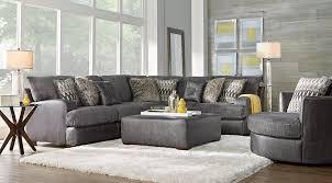 dark gray living room design ideas luxury. Simple Room Dark Gray Sectional Couches Grey Living Room Ideas Nice For Design 6  On Luxury O