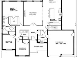 Canadian House and Home House Plans Canada  canadian bungalow    Bungalow Floor Plans Canada Craftsman Bungalow House Plans