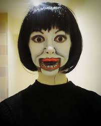 best 25 ventriloquist makeup ideas on scary