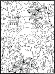 Free Garden Coloring Pages At Getdrawingscom Free For Personal