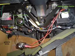 hazard flasher v turn signal flasher third generation f body Led Turn Signal Flasher Relay Wiring here is a pic of led flashers on a 91 bird Electronic Flasher for LED Turn Signals