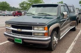 File:'97-'99 Chevrolet C-K 2500 Extended Cab.JPG - Wikimedia Commons