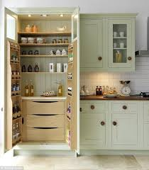 kitchen storage furniture ideas. smarten up your kitchen storage with a fancy pantry furniture ideas