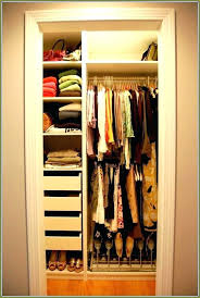 bedroom closet storage small organization ideas diy