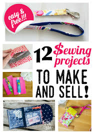 Free Sewing Patterns For Beginners Unique 48 Easy Sewing Projects To Make Sell Free Patterns SewCanShe