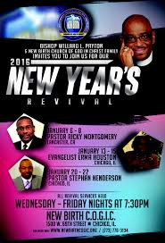 new birth church new year revival new birth nbc new years revival flyer 2016