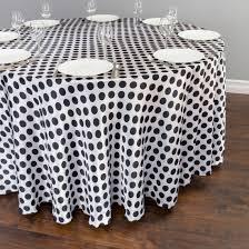 DIY Polka Dot Tablecloth for Thanksgiving Dinner ...