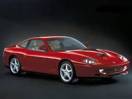 FERRARI Maranello 575 515 HP car technical data. Power. Torque ...