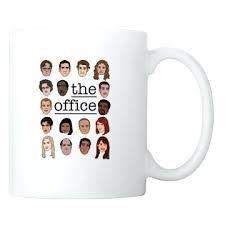 the office star mug. The Office Coffee Mugs Mug T Shirt Custom . Star L