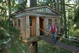 Check Out This Honeycomb Treehouse In Woodinville  Seattle RefinedPete Nelson Treehouse Man