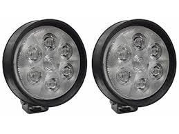 k2 snow plow light kit led or halogen lights turn signals k2 snow plows 81256
