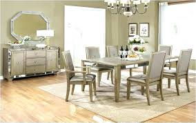 dining room accent chairs dining table accents mirrored set room