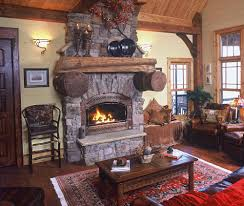Christmas At Home And  Holidays Mountain Home Architects - Mountain home interiors