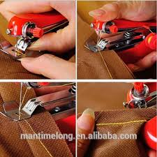 Handy Stitch Handheld Sewing Machine Instruction Manual