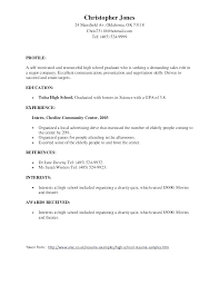 Resume High School Graduate Extraordinary Include High School On Resume What Does A Law Put Should You