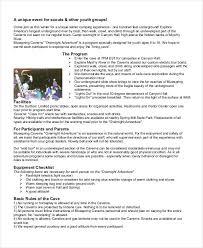Event Programs 39 Sample Event Program Templates Psd Ai Free