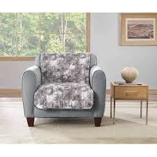 Sure Fit Faux Fur Armless Chair Throw Fur Chair Throw26
