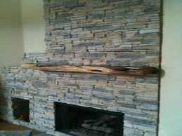 stone facing for fireplace veneer over brick natural gray panels natural stone veneer fireplaces fireplace