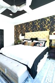 Gold Bedroom Ideas Black White And Gold Bedroom White Gold Bedroom ...